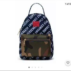 NWOT Limited Edition Herschel Nova Backpack